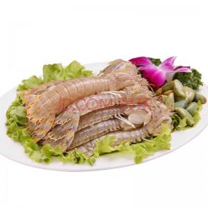 【活鲜】悦品王 山东青岛鲜活皮皮虾 500g 10-17只 袋装 海鲜水产